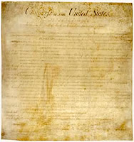Click for a more detailed look at the original Bill of RIghts.